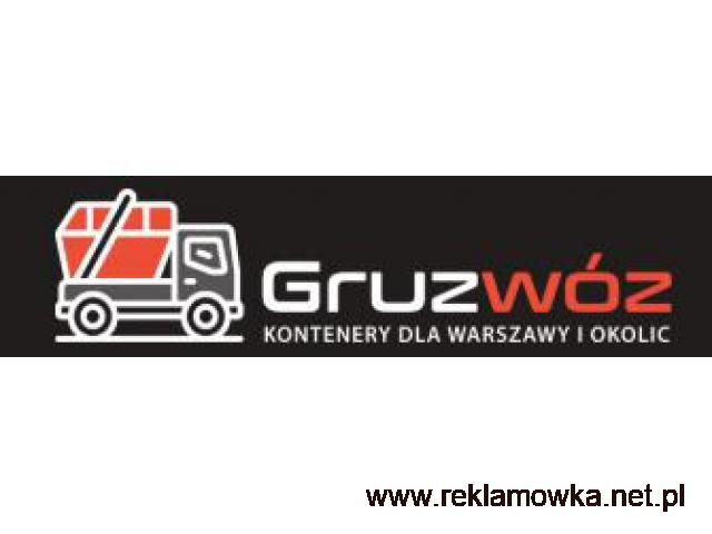 Kontenery na gruz Warszawa