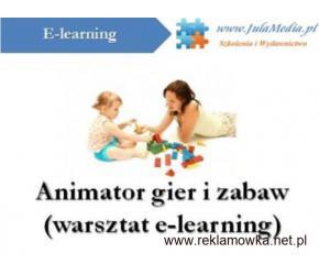 Kurs - Animator gier i zabaw