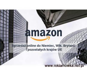 Kompleksowa obsługa sprzedaży na Amazon