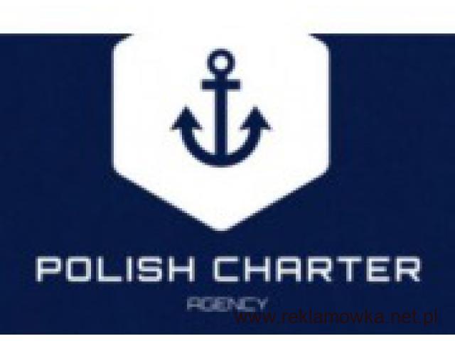 Czarter jachtu - polishcharteragency.pl