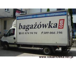Przeprowadzki mieszkań ,firm.Kartony do przeprowadzki Gratis.