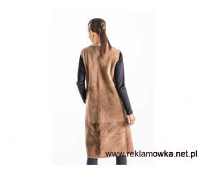 Kamizelki z owczej skóry - Sklep Luxury Products