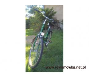 Używany rower damski