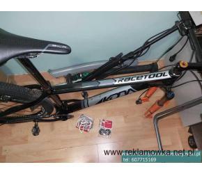 Specjalistyczne naprawy rowerowe, mobilny serwis rowerowy Konstancin Warszawa