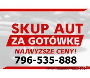 SKUP AUT za GOTÓWKĘ tel.796-535-888