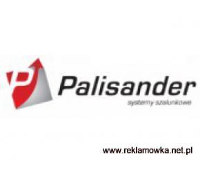 Szalunki z tworzywa sztucznego PAL-X3M - Palisander