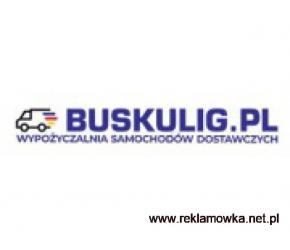 Wynajem aut dostawczych Kraków - buskulig.pl