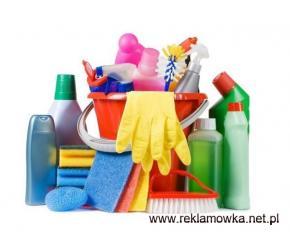 Usługi sprzątania,  mycie okien