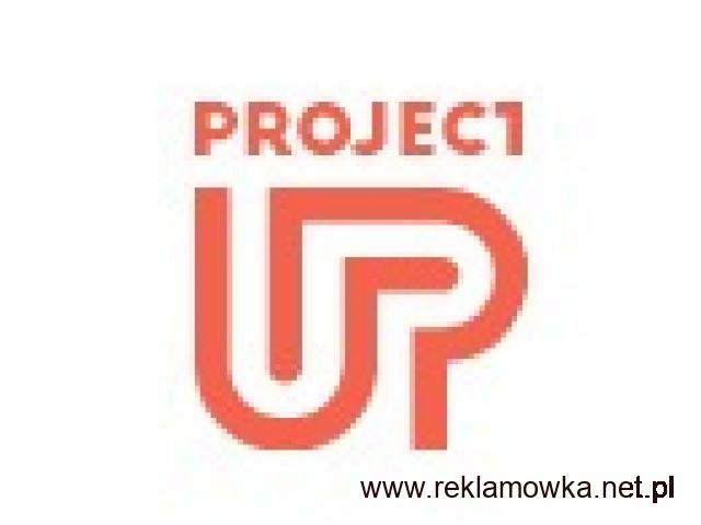 Strony internetowe Gdynia - projectup.pl