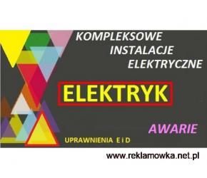 Elektryk z uprawnieniami