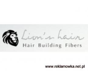 Posypka na włosy - lionshair.pl