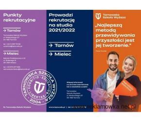 Rekrutacja na studia - Tarnowska Szkoła Wyższa