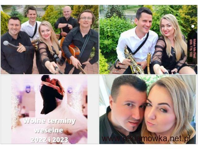Zespół na wesele Warszawa mazowieckie bankiety bale eventy firmowe Zespół Make Me Feel