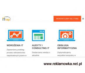 Wszechstronna obsługa informatyczna dla firm