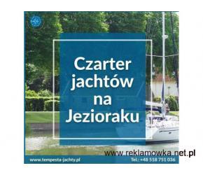 Czarter jachtów Iława