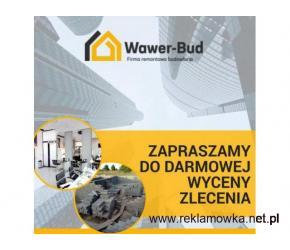 Ekipa remontowa z Warszawy