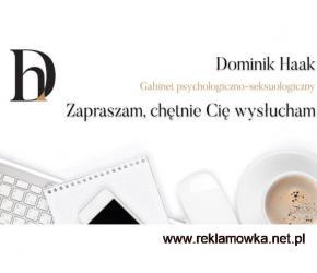 Psycholog Dominik Haak