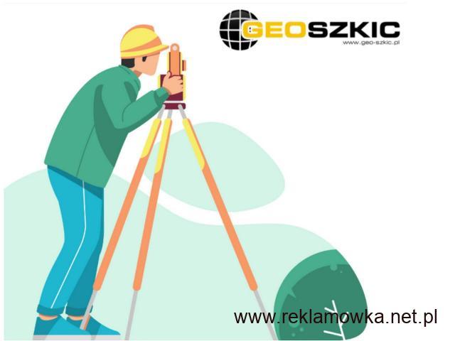 Profesjonalny geodeta z Olsztyna oferuje swoje usługi