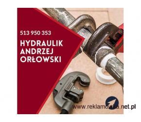 Andrzej Orłowski - solidne usługi hydrauliczne w Krakowie