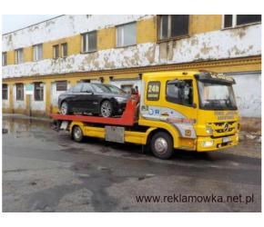 AERA - profesjonalna autopomoc drogowa w Wałbrzychu