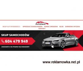 Skup samochodów Autodave - Skupujemy samochodu 24/7