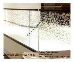 Folie do dekoracji szyb, witryn, drzwi i okien Warszawa Folie Okienne Folkos Gradienty wzory