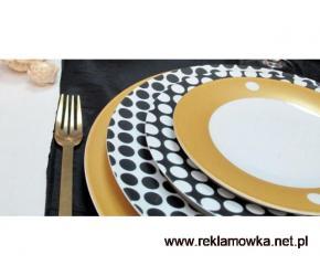 Elegancka zastawa stołowa - Sklep LuxuryProducts.pl