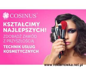 Kosmetyka ZA DARMO w Szkole Cosinus! Rekrutacja trwa!
