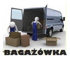 Taxi bagażowe profesjonalna firma