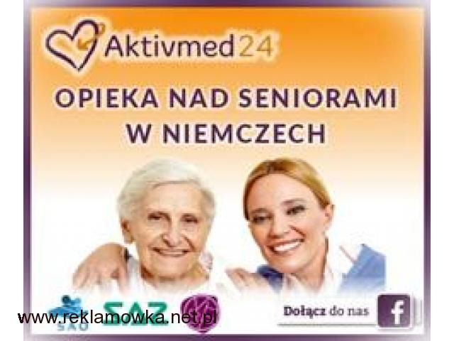 OPIEKUN SENIORA Bissendorf - WYSOKIE ZAROBKI + PREMIE
