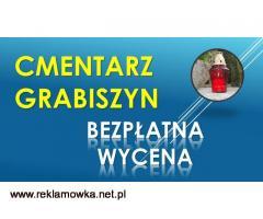 Sprzątanie grobów Grabiszynek tel. 504-746-203, Cmentarz Wrocław Grabiszyn, osobowice, firma