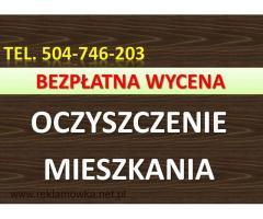 Przygotowanie mieszkania do remontu, cennik tel 504-746-203, Wrocław, Remont mieszkania i łazienki