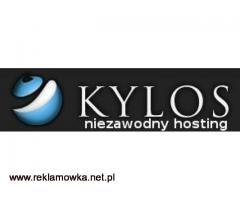 Kylos profesjonalny hosting w super cenie za 49 zł. rocznie