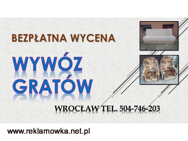Demontowanie mebli, cena tel. 504-746-203. Demontaż, Wrocław. Utylizacja likwidacja, Wywóz mebli - 1/2