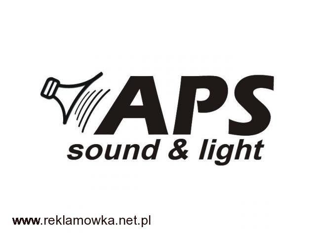 APS Sound & Light - Nagłośnienie, Oświetlenie, Instalacje nagłośnieniowe LOVE