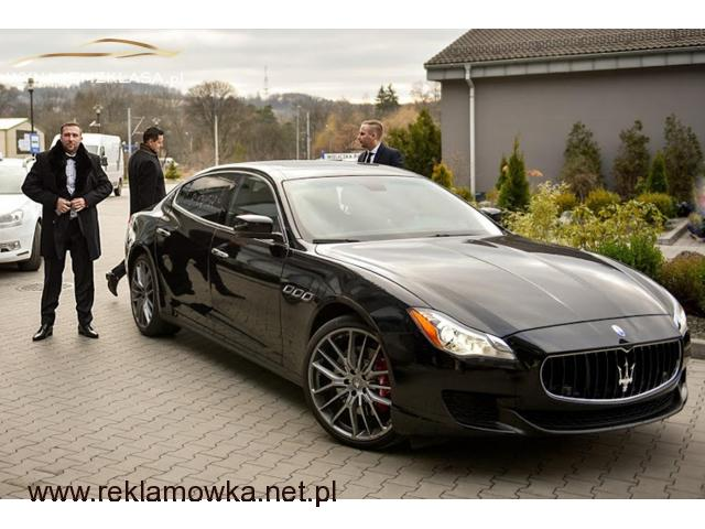 Wynajem Maserati Quattroporte VI generacji - 2/2