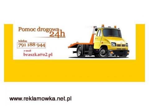 Pomoc drogowa Lubuskie