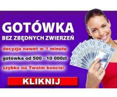 Pożyczki na Spłatę Długów Komornika Chwilówek ZUS US ITP !