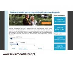 Pozabankowe ratalne pożyczki