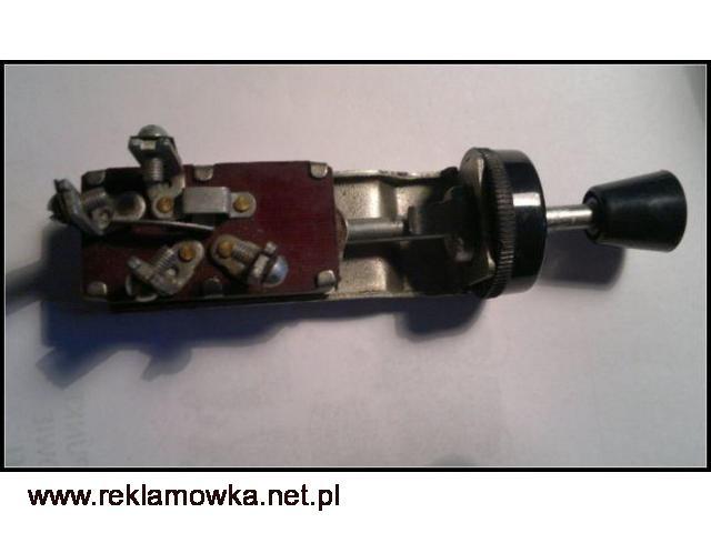 przełącznik świateł typ M71-21  Syrena, Warszawa, Żuk - 2/2