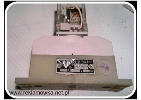 Woltan, łącznik PEK 24V z przekaźnikiemR15 RELPOL 24V --