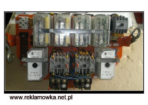 Ognioszczelny zespół transformatorowy OZTK 0362