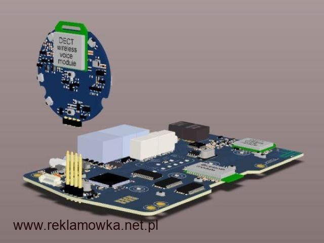 Elektronika, programowanie, projektowanie, produkcja, doradztwo techniczne