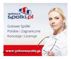 Gotowe Spółki Gotowe Fundacje Wrocław, Katowice Gdańsk Kraków Szczecin Warszawa Poznań 603557777