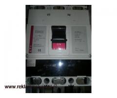 Wyłacznik kompaktowy ETI BREAK , in 800A, 3P