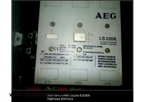 stycznik AEG LS 220K