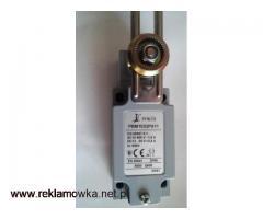 Wyłącznik krańcowy PBM 1E52PX11  producent - Pokój  AC 15 400V ~ 1,8A DC 13 24V = 2,8A
