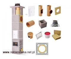 Komin Systemowy SOLID Premium 4 m Fi 250 Uniwersalny