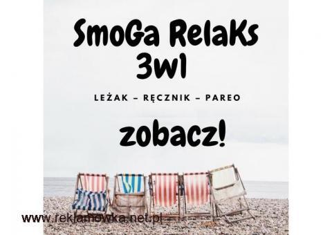 SMOGa Handmade ręczniki plażowe 3w1, maski, szale, chusty antysmogowe. Atelier Manufaktura Szczecin