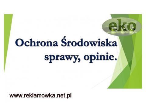 Konsultacje, pomoc, doradztwo z ochrony środowiska, opinia, prawo